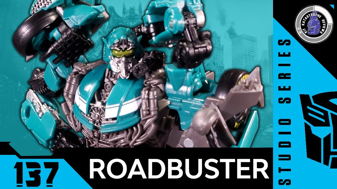 Studio Series SS-38 Roadbuster Review by Kit Katastrophe