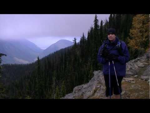 Hiking Lakit Lookout -- East Kootenays, British Columbia, Canada