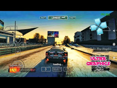 Top 10 Best Psp Racing Games For Android Ppsspp Emulator