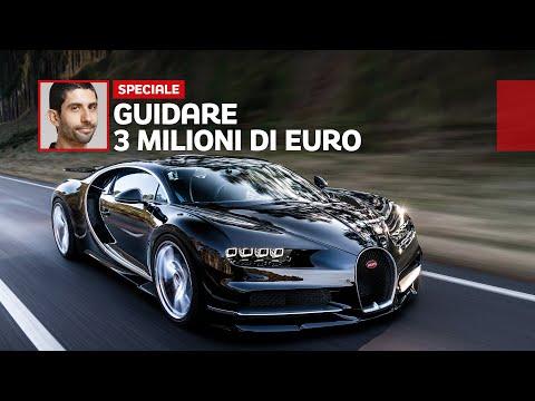 Bugatti Chiron | Cosa significa guidare un'auto da 1.500 CV (e 400 km/h)
