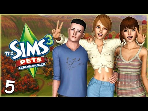 Let's Play: The Sims 3 Pets -(Part 5) MINOR PETS GALORE!