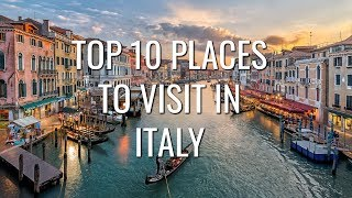 Top 10 Best Places to Visit in Italy | Travel World Mojo