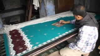 """Вышивка """"чекан"""" в Лакнау, Индия. Индийские изделия"""