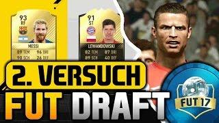 BIS EINER WEINT!! FUT DRAFT - FIFA 17 Ultimate Team - Lets Play #10