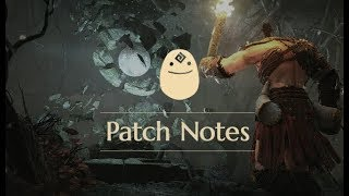 BDO NA 1/16/19 NA Patch Notes Summary in 60(+1) Seconds