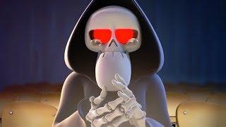 Spookiz | СЧАСТЛИВЫЙ СКЕЛЕТОН | Мультфильм для детей | WildBrain Spookiz
