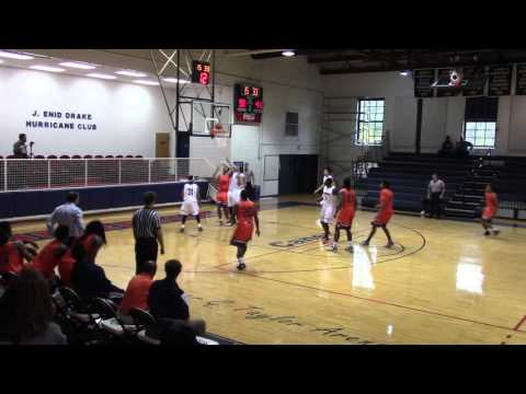 Wallace State CC Men's Basketball @ Louisburg College-Highlights (11.08.15)