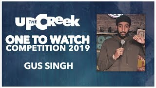 ONE TO WATCH COMPETITION // Heat 2 - Gus Singh - Stand Up Comedy - Funny