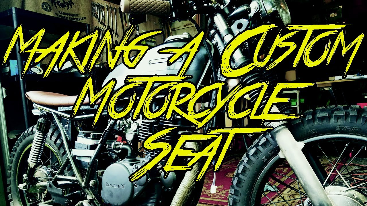 how to build a custom motorcycle