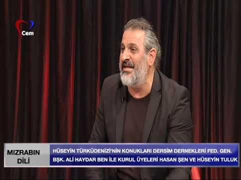 Hüseyin Türküdenizi ile Mızrabın Dili //  2 Haziran 2019