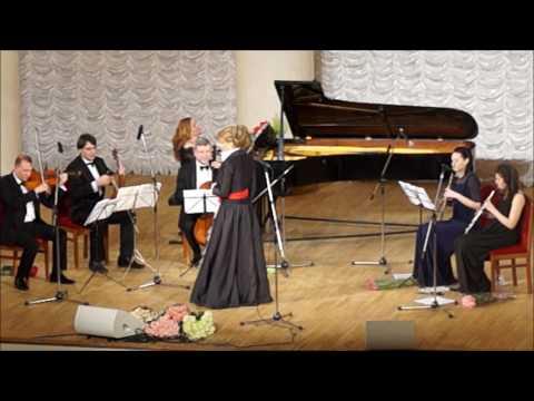 Любовь Казарновская поёт на бис