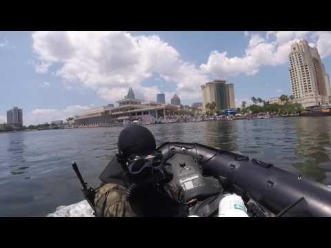 International Special Operations Forces conduct a capabilities demonstration