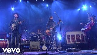 The Avett Brothers - Open Ended Life (Live on Letterman)