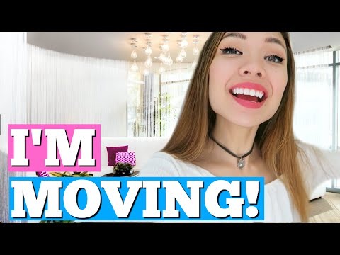 I'M MOVING!! Touring New Apartments!