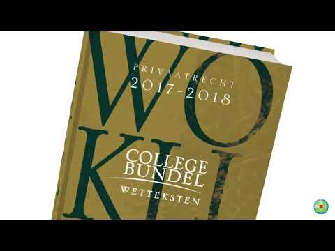 Zoekwijzer Collegebundel