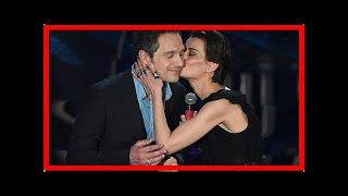 "Sanremo 2018, Claudia Pandolfi e Claudio Santamaria omaggiano Francesco Nuti con ""Sarà per te"""