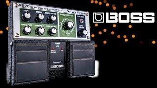 Boss Space Echo RE-20