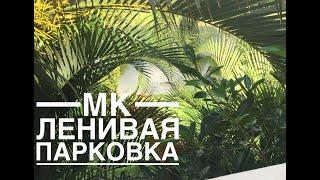 МАСТЕР КЛАСС/ЛЕНИВАЯ ПАРКОВКА /ВЫШИВКА КРЕСТИКОМ