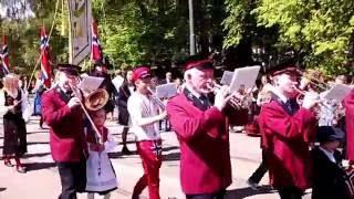 17 mai marsj i Oslo 2016