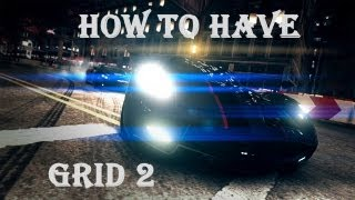 Tutorial : How to have GRID 2 PC. | Comment avoir GRID 2 ?!