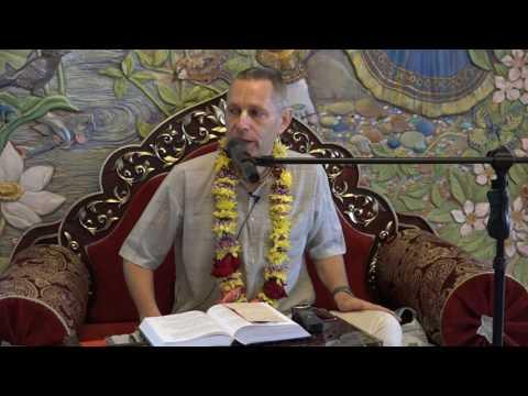 Шримад Бхагаватам 10.34.27 - Враджендра Кумар прабху