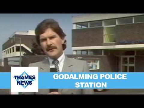 Godalming Police Station | Thames News
