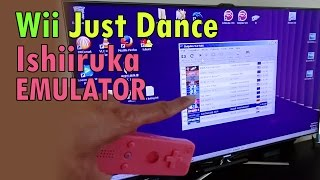 Play Just Dance on Wii Emulator