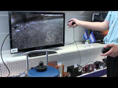 Обзор контроллера Razer Hydra