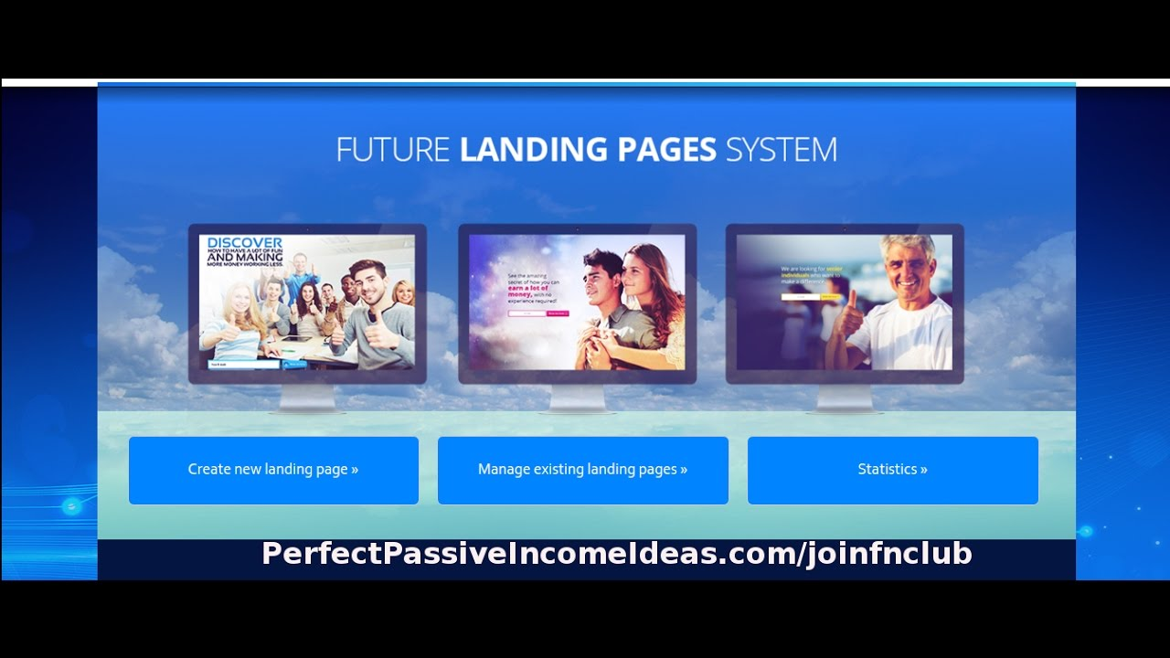 free landing page generator alternative to leadpages landing page