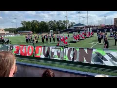 D W Daniel High School Lions' Pride Marching Band | State Competition 2019 | Chapin High School
