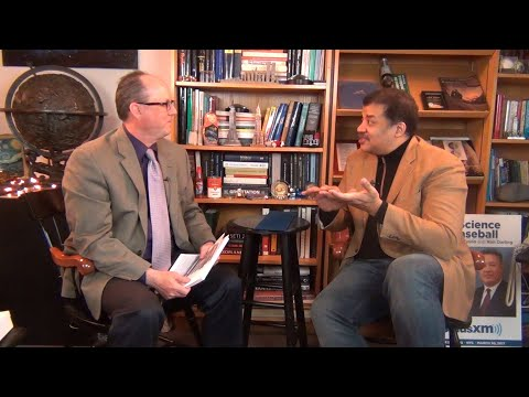 An Interview With Neil deGrasse Tyson...fountain pens, work, and a new book