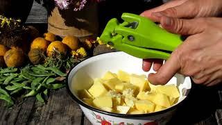 Зеленое ЛОБИО -Вегетарианское блюдо из фасоли.