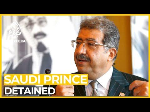 Senior Saudi royal detained and held incommunicado : HRW