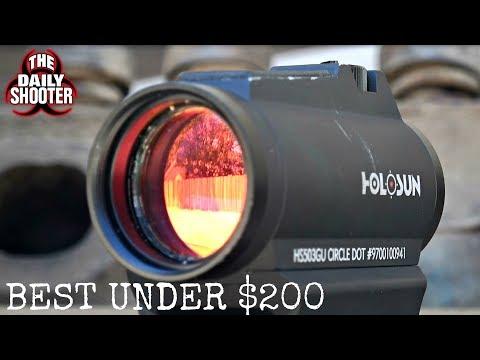 Best Red Dot Under $200