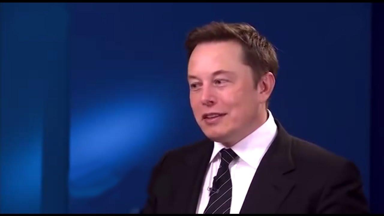 Elon Musk Kinder