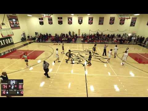 Hyde v Greens Farms Academy Boys Basketball