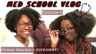 MED SCHOOL VLOG EP. 5   Firmoo Glasses, MCAT PREP GIVEAWAY, Diversity Week