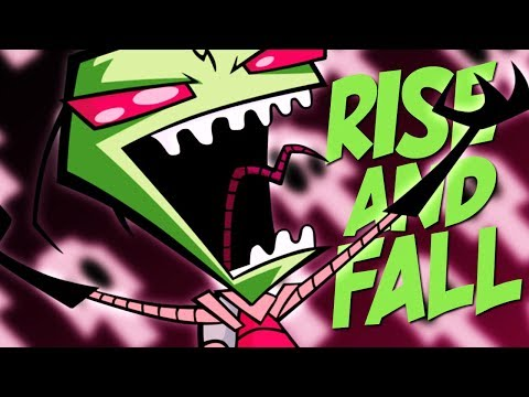 The Rise and Fall of Invader Zim: What Happened?