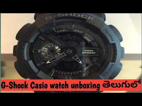 G-Shock Casio WR20BAR Watch|#casio WR20BAR |Casio Watch