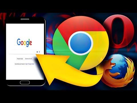 Como emular a navegação de celulares em qualquer navegador do PC! (Acessar Sites Mobile!)