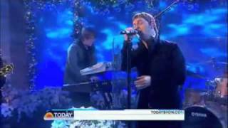 "Rob Thomas ""Someday"" Live on The Today Show (plus interview)"