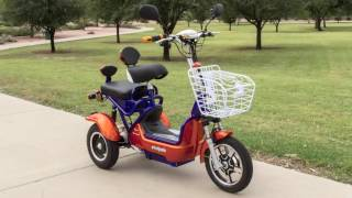 EWheels EW-27 Crossover Pre-Mobility Scooter