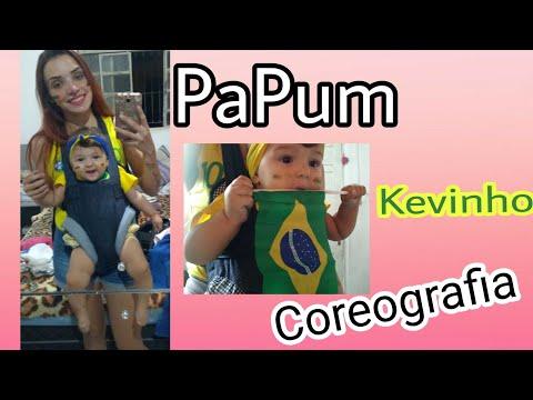 PaPum - Kevinho ( Coreografia ) thumbnail