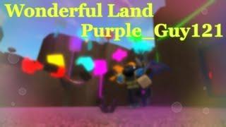 [FE2] Roblox | Wonderful Land by Purple_Guy121