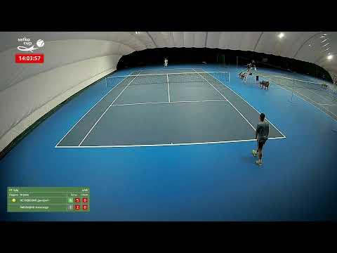 Tournament Setka Cup Tennis 27.11.2020 morning (Court №1)