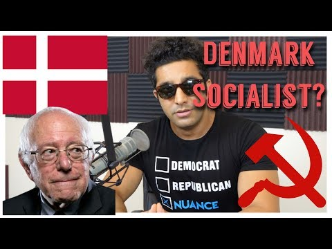 No, Denmark is NOT A Socialist Country