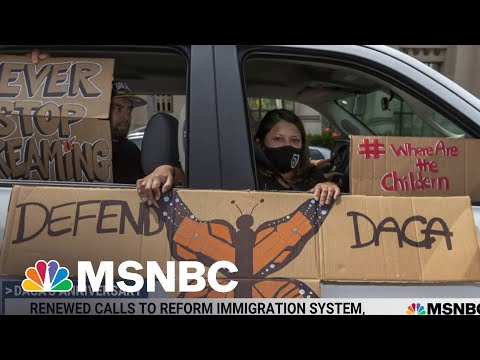 DACA 9th Anniversary: Advocates Still Pushing For A Pathway To Citizenship