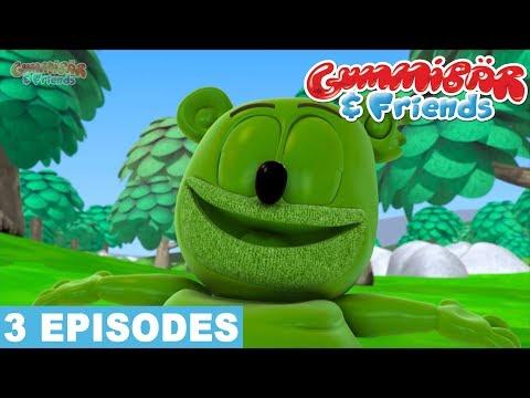 Gummy Bear Show OUTDOOR ADVENTURES Gummibär And Friends Compilation