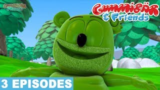 Gummy Bear Show OUTDOOR ADVENTURES Gummibär And Friends Compilation