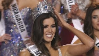 Miss Colombia,Paulina Vega was crowned Miss Universe 2015 on Sunday (Jan. 25) night in Miami